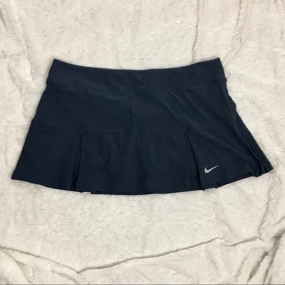 Nike Dri-Fit Tennis Skirt with Shorts & Pleats